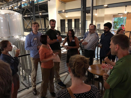 Join Us to Celebrate Sustainable Brewing at Hardywood West Creek!