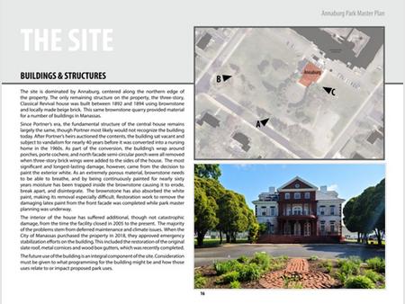 Annaburg Park Master Plan