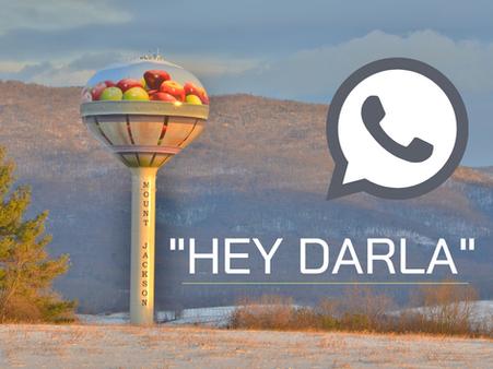 """HEY DARLA"""