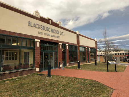 Blacksburg Adopts Envision Rating System for Sustainable Infrastructure