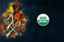 Five Continent Spices offers premier organic spices