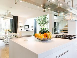 Clutter-free kitchen