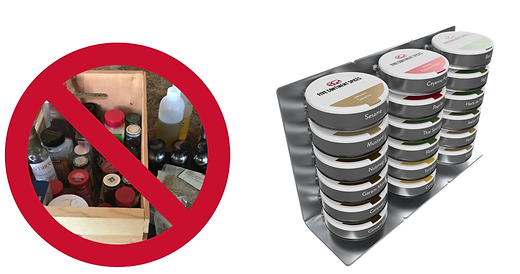 No More Clutter with Spice Stand 2.png