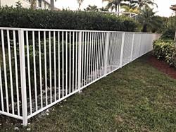 Protek-Fence Aluminum Fence Weston Florida