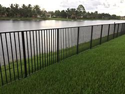 Aluminum fencing davie