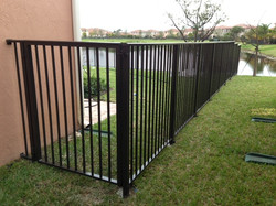 Protek-Fence Aluminum Fence Cooper City Florida