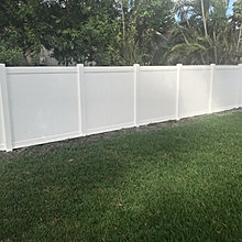Fence Contractor Company Fort Lauderdale Protek Fence