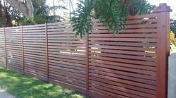 IPE Fence Plantation