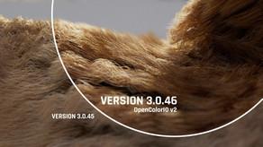 최신 Redshift 릴리즈에서 OpenColorIO 2.0.1 지원