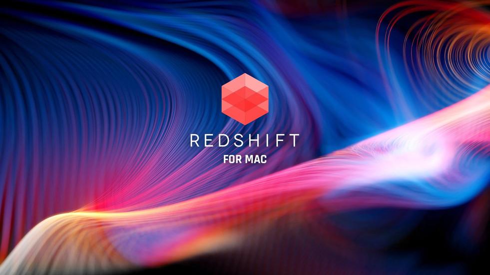 Maxon Redshift macOS 버전 출시 및 M1- 탑재 Macs 고유 지원 발표