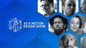 [Maxon] 7월 3D & Design Show 연사 공개