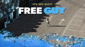 "[Red Giant] 새로운 VFX 사이드퀘스트 - 영화 ""프리가이"" VFX 튜토리얼"