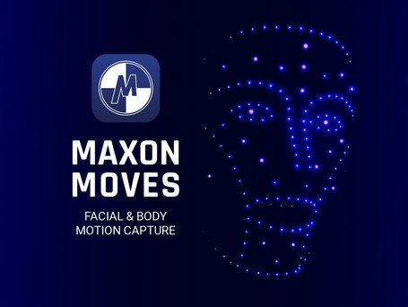 Moves by Maxon Update는 간소화 된 워크플로우를 제공합니다.