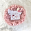 Thumbnail: Personalized Floral Wreath 1st Birthday Girl Tutu Outfit