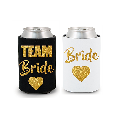 Bride/Team Bride Bachelorette Drink Coolers
