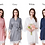 Thumbnail: Satin & Lace Bridal Party Robes