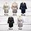 Thumbnail: Black Satin Bridesmaid Robes