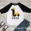 Thumbnail: First Birthday Boy Construction Shirt
