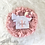 Thumbnail: Personalized Mauve + Blush Pink 1st Birthday Girl Tutu Outfit