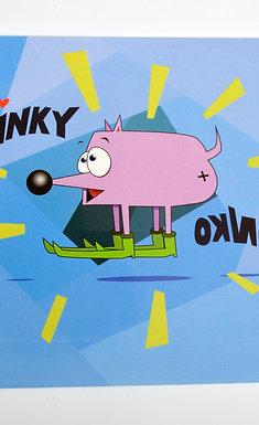 PINKY LANGSCHUH