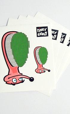 Pinky Haarbürste