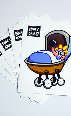 BabyP Kinderwagen