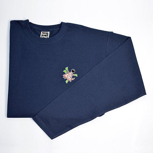 Long Sleeve // Triangel Pinky