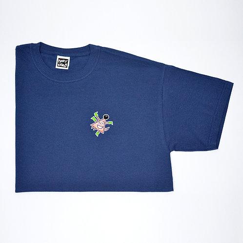 T-Shirt // Triangel Pinky