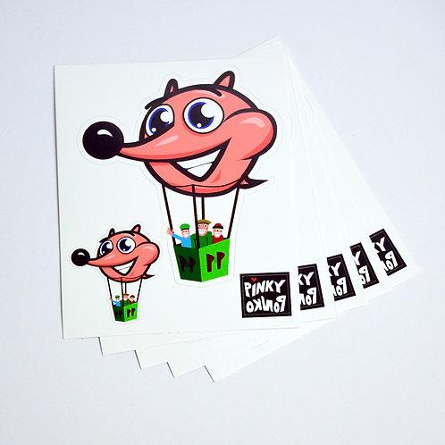 Balloon Pinky