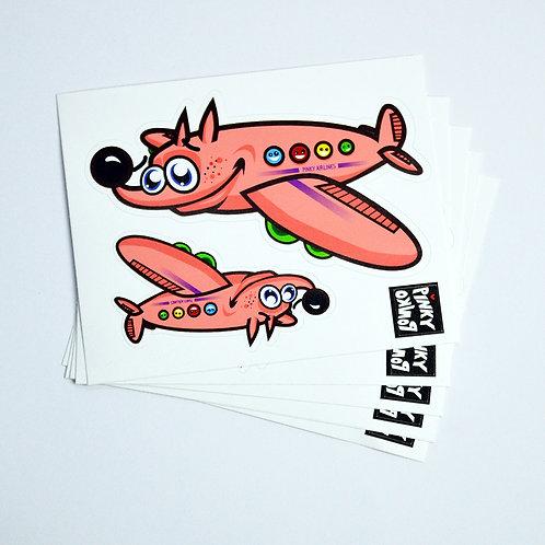 Pinky Plane