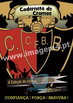 Caderneta de Cromos CF Benfica