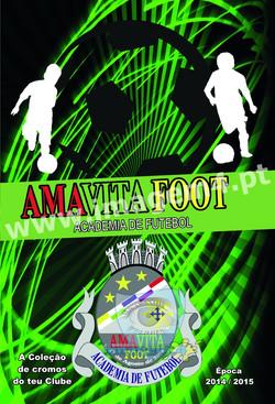 Caderneta de Cromos Amavita
