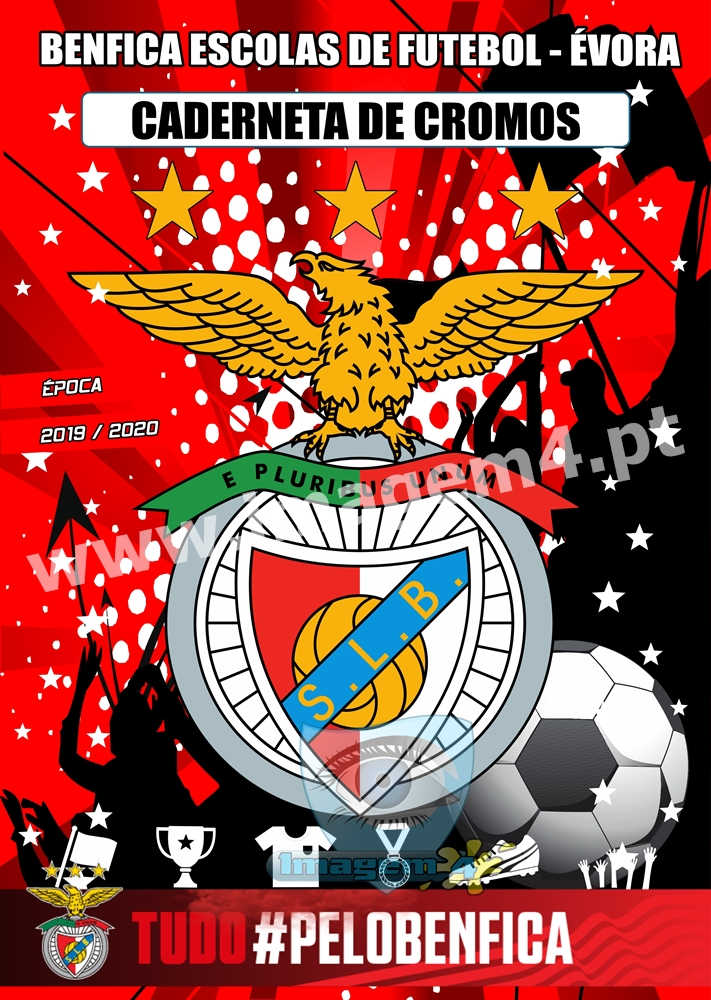 Caderneta de Cromos E. F. Benfica