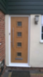 Parma Solidor Irish Oak Window Medic Essex