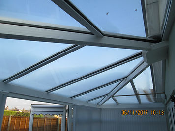 CONSERVATORY ROOF INSULATION WICKFORD