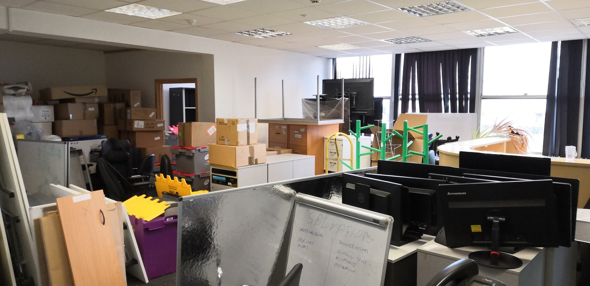Office Clearance Project in Birmingham