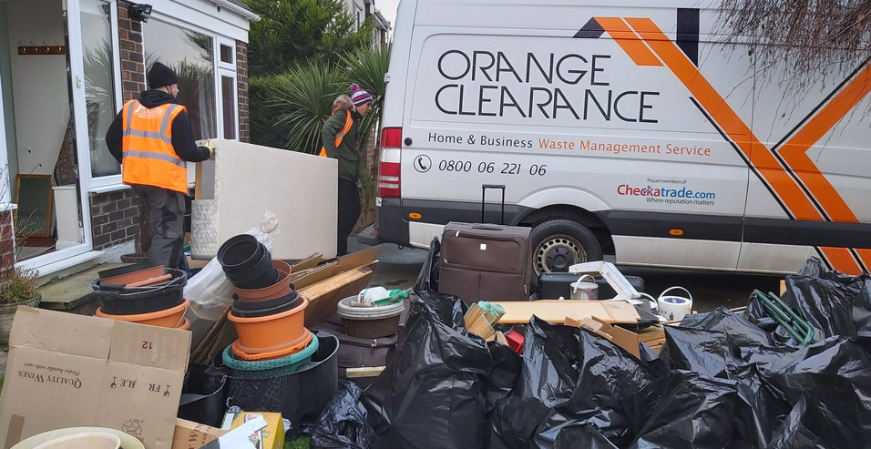 House Clearance in Huddersfield