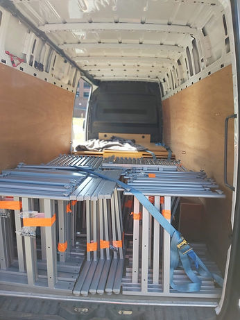 Smart office furniture move by Orange Clearance Limited