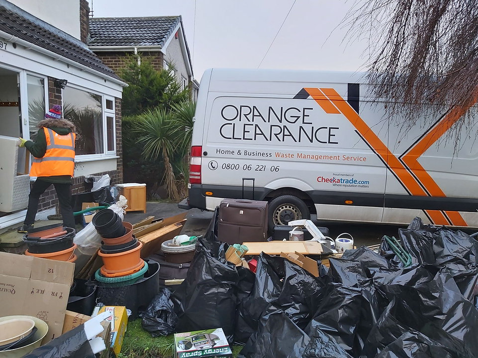 Orange Clearance LTD in Leeds