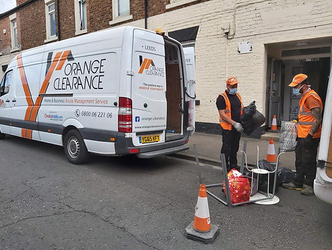 Safe business rubbish waste removal