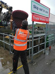 Orange Clearance LTD Secure waste dispos