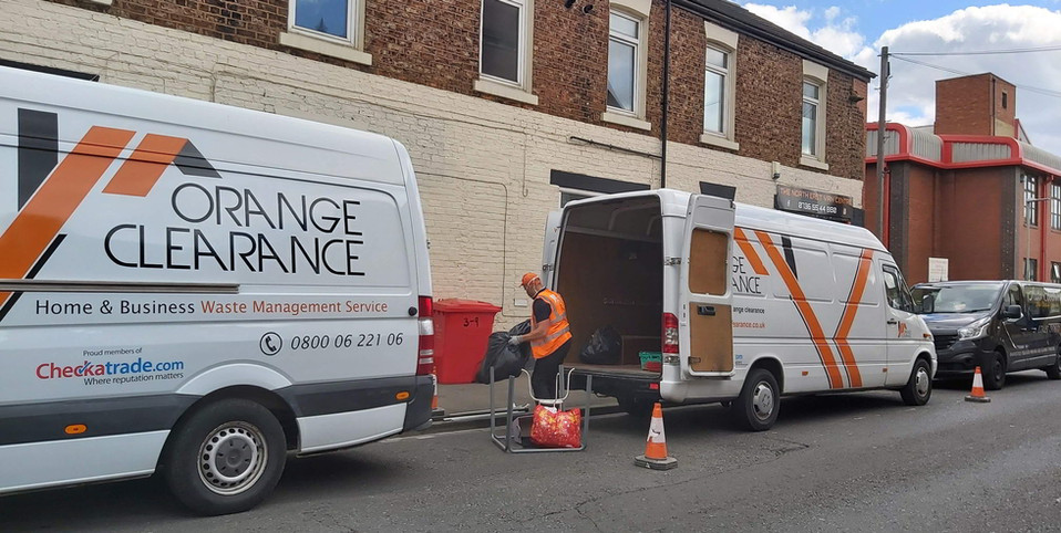 Office Clearance Project in Newcastle