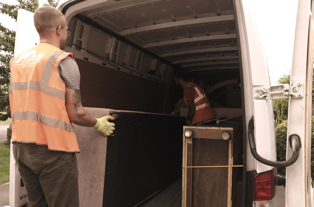 Orange Clearance Limited will safely remove your household waste from your property.