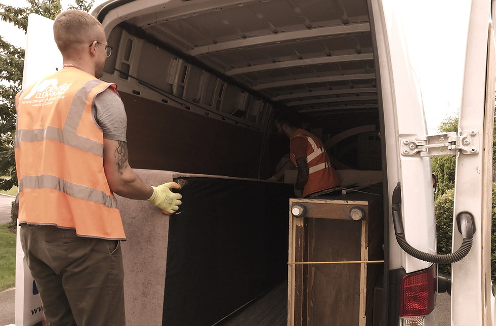 House Rubbish Clearance Services in Leeds