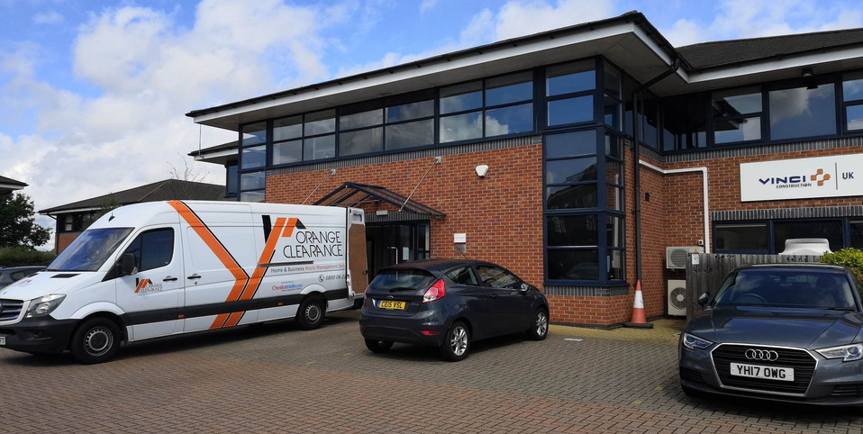 Office Clearance Project in Wakefield