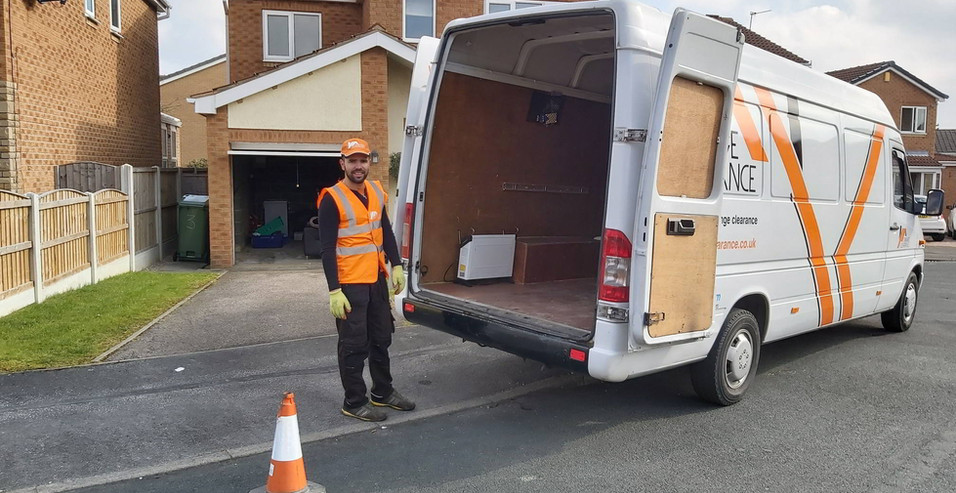 Safely preparing for the rubbish removal