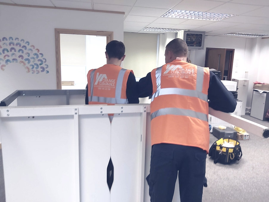 Office Rubbish Clearance Services in West Yorkshire