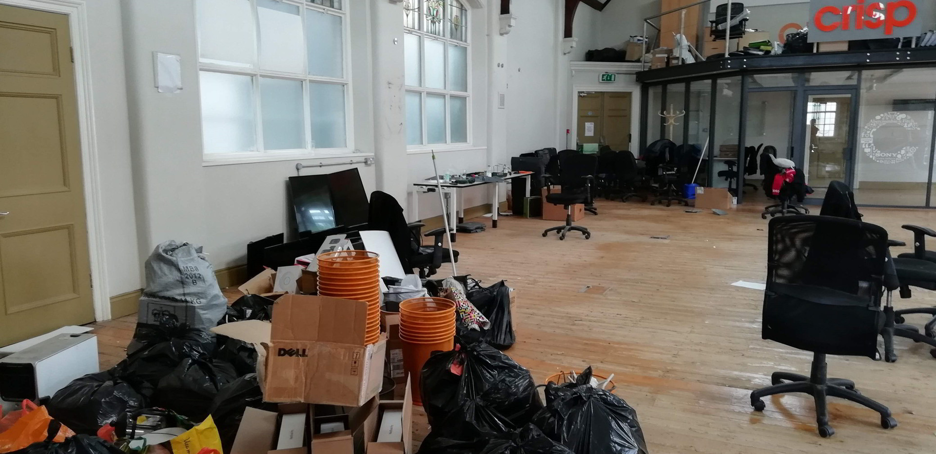 Office Clearance Project in Leeds