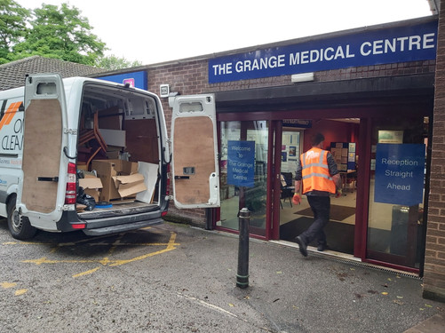 GP waste removal in Leeds