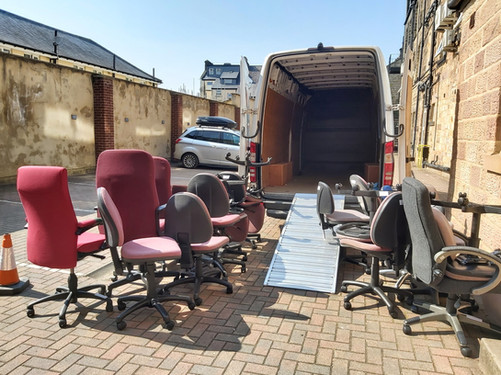 Office Clearance in Harrogate, West Yorkshire_